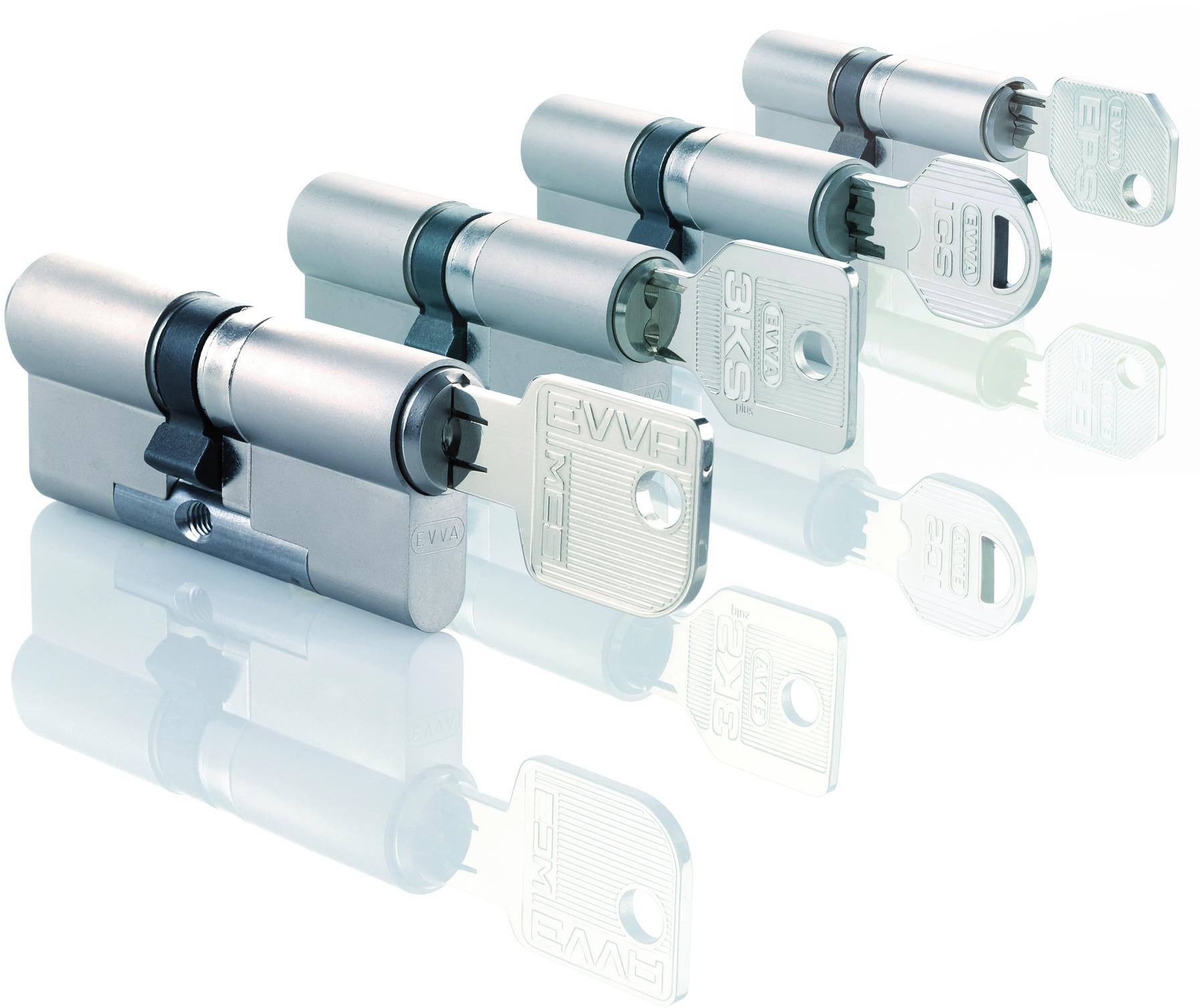 installation de serrures / cylindres de sécurité