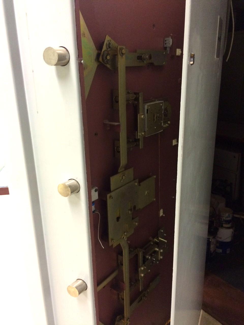 installation de portes blindées